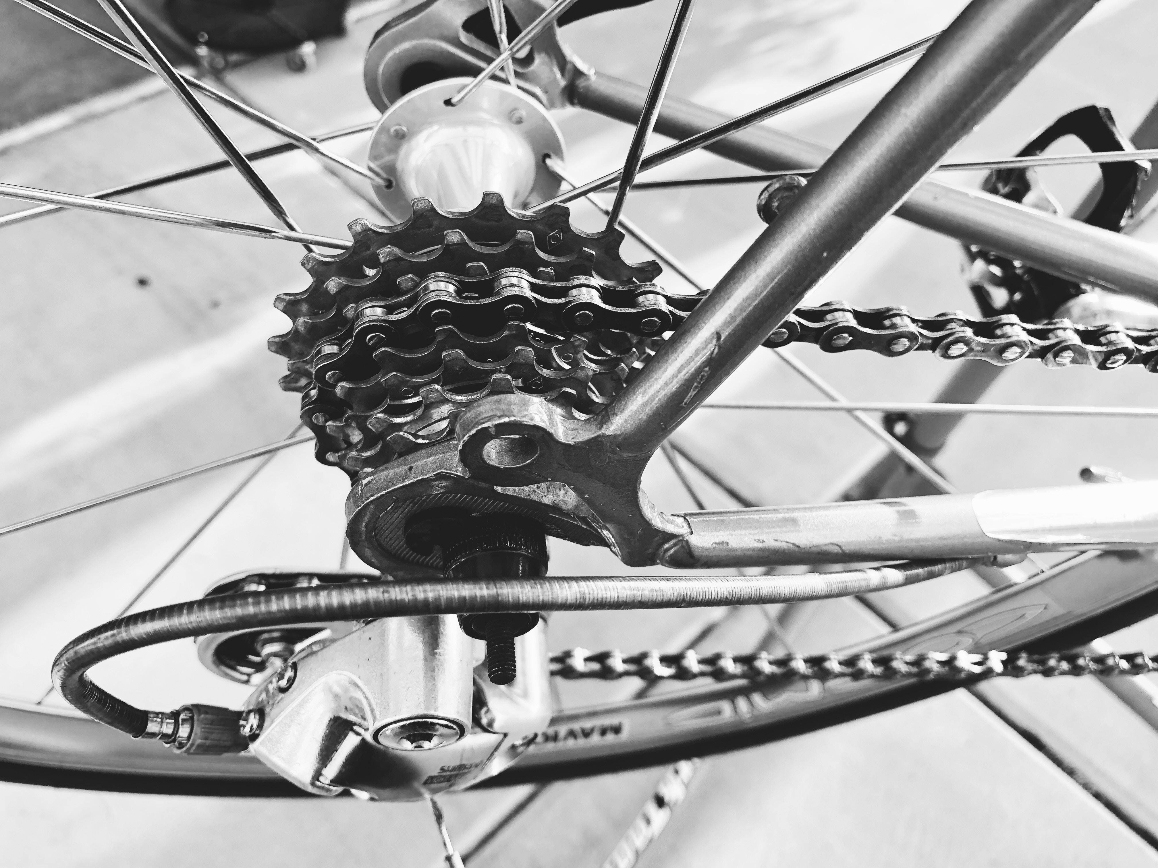 Het beste onderhoud voor je fietsketting
